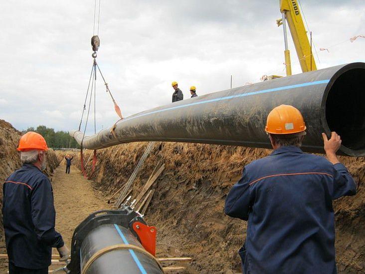 Картинки по монтажу газопроводов